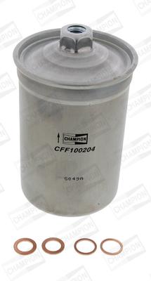 Filtre a carburant CHAMPION CFF100204 (X1)