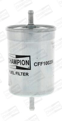 Filtre a carburant CHAMPION CFF100206 (X1)