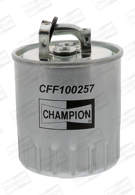 Filtre a carburant CHAMPION CFF100257 (X1)