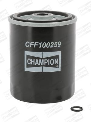 Filtre a carburant CHAMPION CFF100259 (X1)