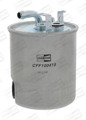 Filtre a carburant CHAMPION CFF100418 (X1)
