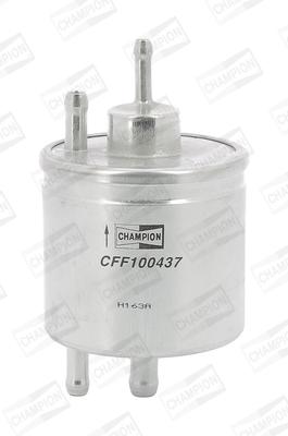 Filtre a carburant CHAMPION CFF100437 (X1)