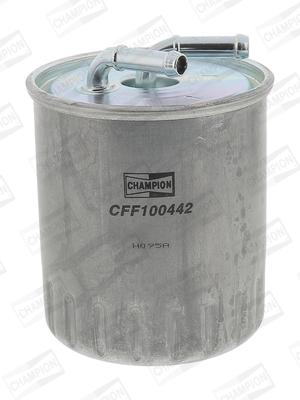 Filtre a carburant CHAMPION CFF100442 (X1)