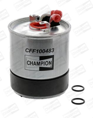 Filtre a carburant CHAMPION CFF100483 (X1)
