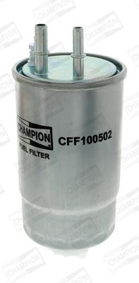 Filtre a carburant CHAMPION CFF100502 (X1)