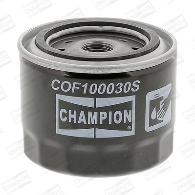 Filtre a huile CHAMPION COF100030S (X1)