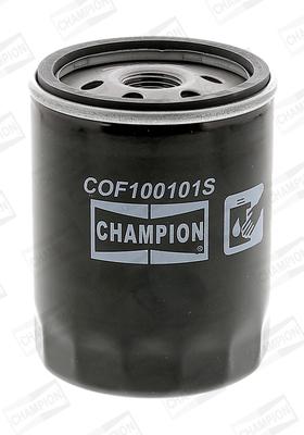 Filtre a huile CHAMPION COF100101S (X1)