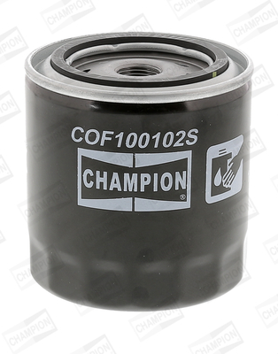 Filtre a huile CHAMPION COF100102S (X1)