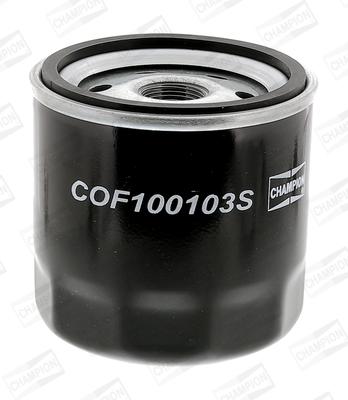 Filtre a huile CHAMPION COF100103S (X1)