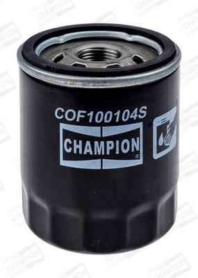 Filtre a huile CHAMPION COF100104S (X1)