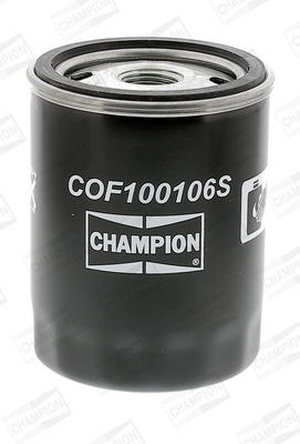 Filtre a huile CHAMPION COF100106S (X1)