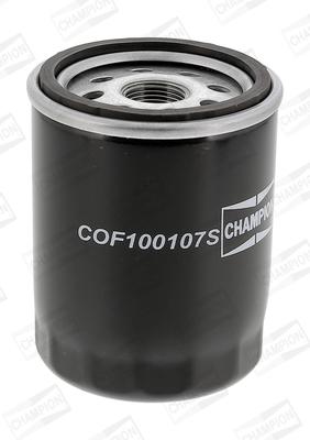 Filtre a huile CHAMPION COF100107S (X1)