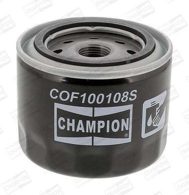 Filtre a huile CHAMPION COF100108S (X1)