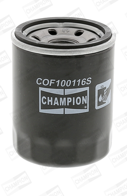Filtre a huile CHAMPION COF100116S (X1)