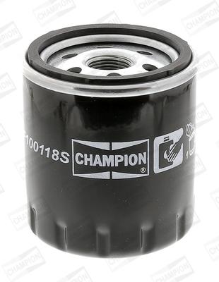 Filtre a huile CHAMPION COF100118S (X1)