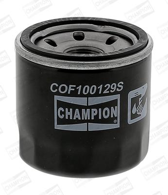 Filtre a huile CHAMPION COF100129S (X1)