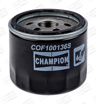 Filtre a huile CHAMPION COF100136S (X1)