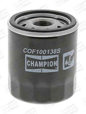 Filtre a huile CHAMPION COF100138S (X1)