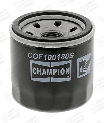 Filtre a huile CHAMPION COF100180S (X1)