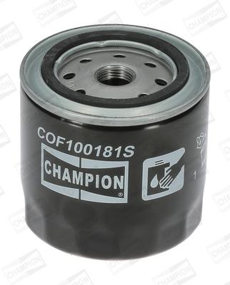 Filtre a huile CHAMPION COF100181S (X1)