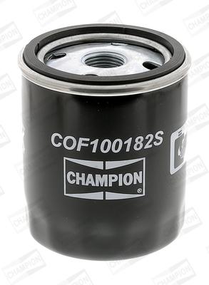 Filtre a huile CHAMPION COF100182S (X1)