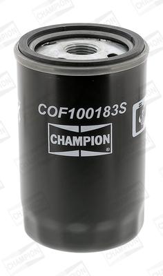 Filtre a huile CHAMPION COF100183S (X1)