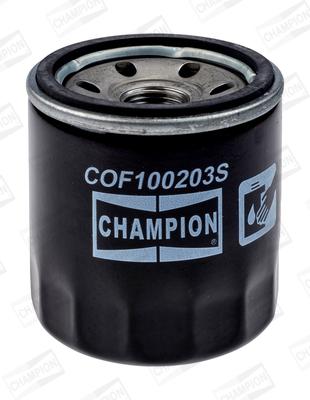 Filtre a huile CHAMPION COF100203S (X1)