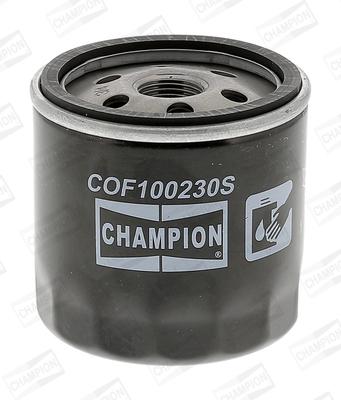 Filtre a huile CHAMPION COF100230S (X1)