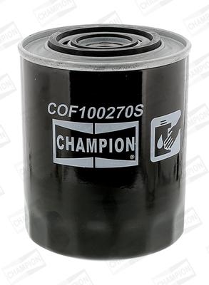 Filtre a huile CHAMPION COF100270S (X1)