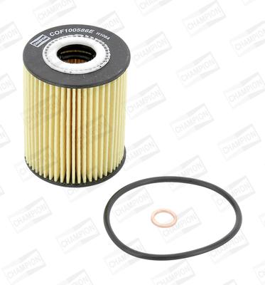 Filtre a huile CHAMPION COF100586E (X1)