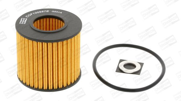 Filtre a huile CHAMPION COF100587E (X1)