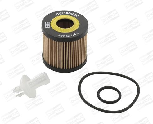 Filtre a huile CHAMPION COF100605E (X1)