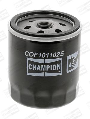 Filtre a huile CHAMPION COF101102S (X1)