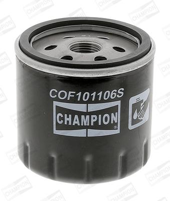 Filtre a huile CHAMPION COF101106S (X1)