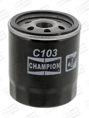 Filtre a huile CHAMPION COF102103S (X1)