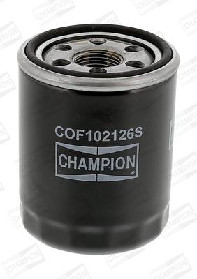 Filtre a huile CHAMPION COF102126S (X1)