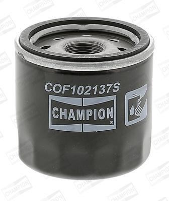 Filtre a huile CHAMPION COF102137S (X1)