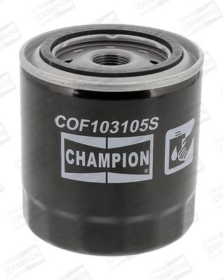Filtre a huile CHAMPION COF103105S (X1)