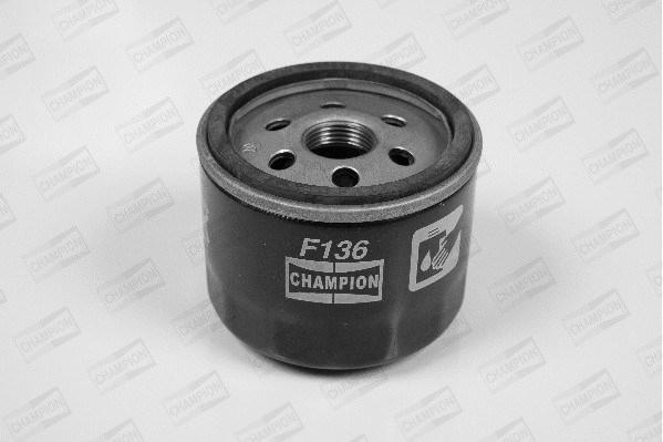 Filtre a huile CHAMPION F136/606 (X1)