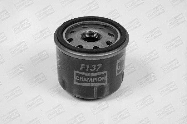 Filtre a huile CHAMPION F137/606 (X1)