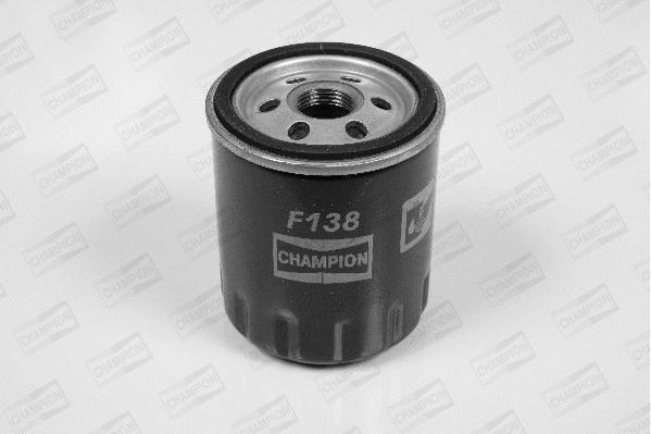 Filtre a huile CHAMPION F138/606 (X1)