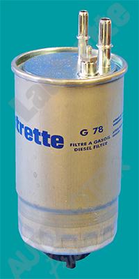 Filtre a carburant AUTOMOTOR France LATG78 (X1)