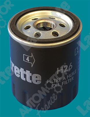 Filtre a huile AUTOMOTOR France LATH26 (X1)