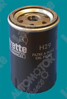 Filtre a huile AUTOMOTOR France LATH29 (X1)