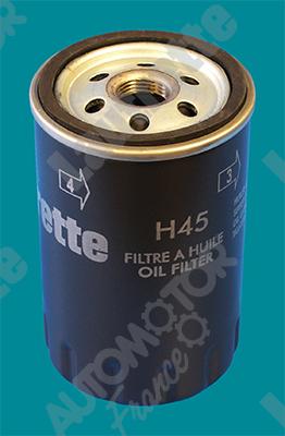 Filtre a huile AUTOMOTOR France LATH45 (X1)