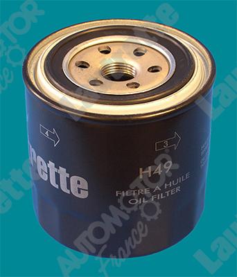 Filtre a huile AUTOMOTOR France LATH49 (X1)