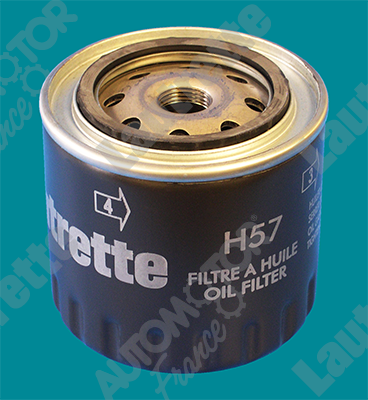 Filtre a huile AUTOMOTOR France LATH57 (X1)