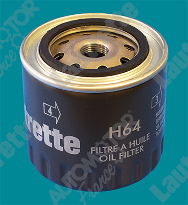 Filtre a huile AUTOMOTOR France LATH64 (X1)