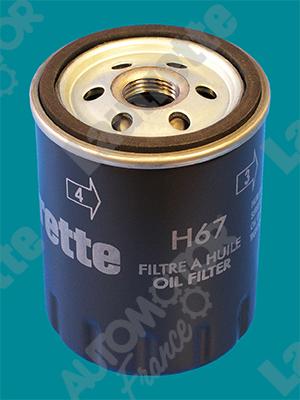 Filtre a huile AUTOMOTOR France LATH67 (X1)