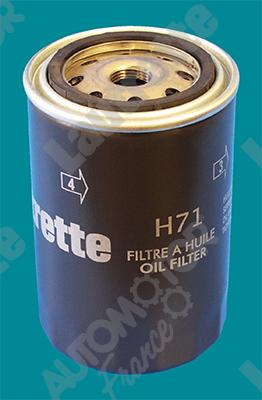 Filtre a huile AUTOMOTOR France LATH71 (X1)